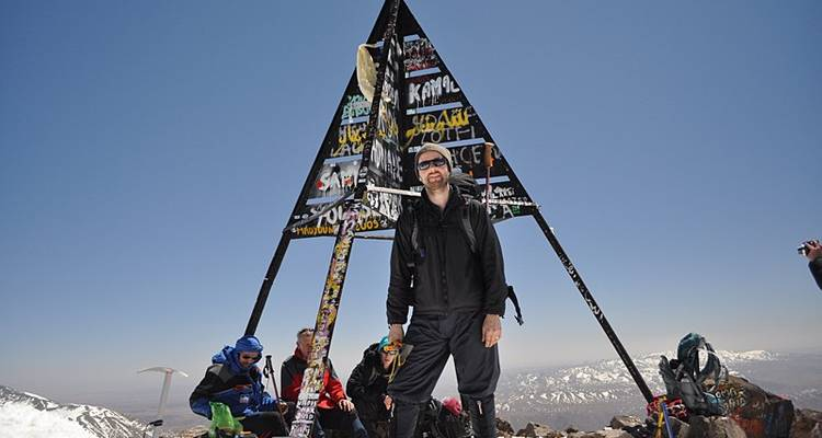 Mt Toubkal Winter Climb - Exodus Travels