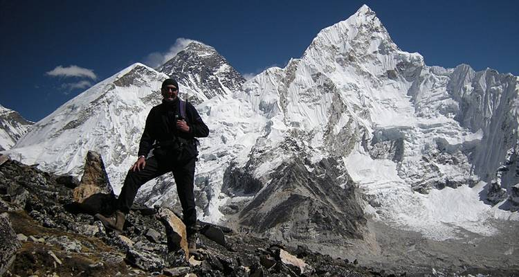 Island Peak & Everest Base Camp - Exodus Travels