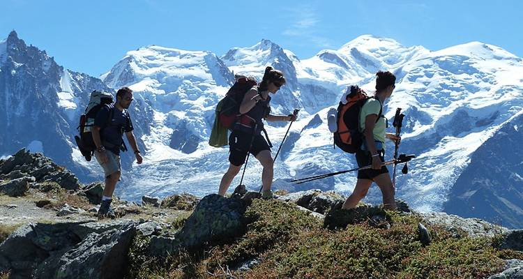 Tour du Mont Blanc Week - Exodus Travels