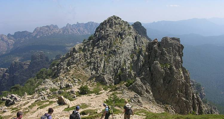 Corsica: The GR20 - Exodus Travels