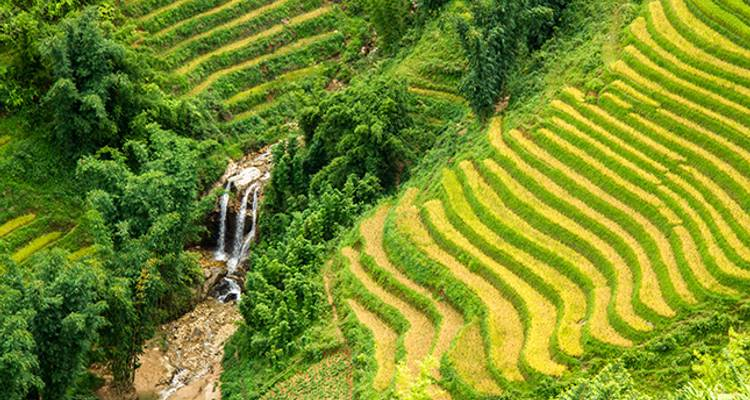 3-day Sapa Biking from Hanoi - Hoi An Express
