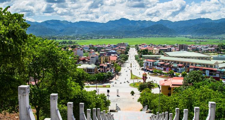3 Days Dien Bien Phu from Hanoi - Hoi An Express