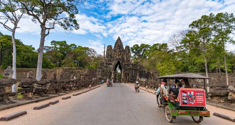 4 days Cambodia Classic- The Fascinating History of Cambodia - Hoi An Express