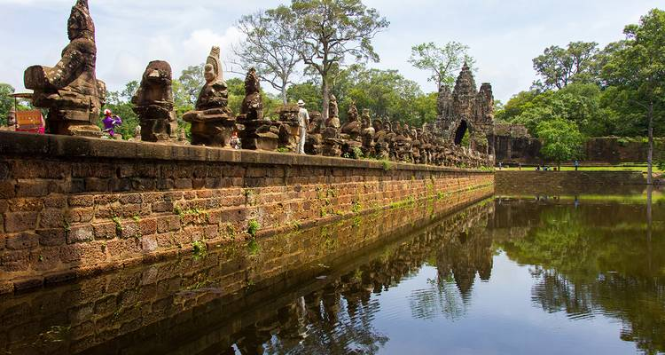 4 days Cambodia Classic from Ho Chi Minh City - Hoi An Express