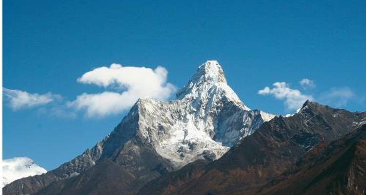 Trek Annapurna and Everest - World Expeditions