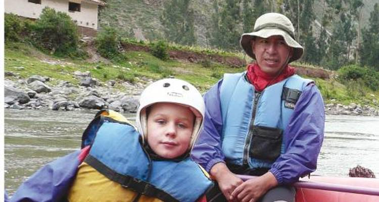 Family Adventure in Peru - World Expeditions
