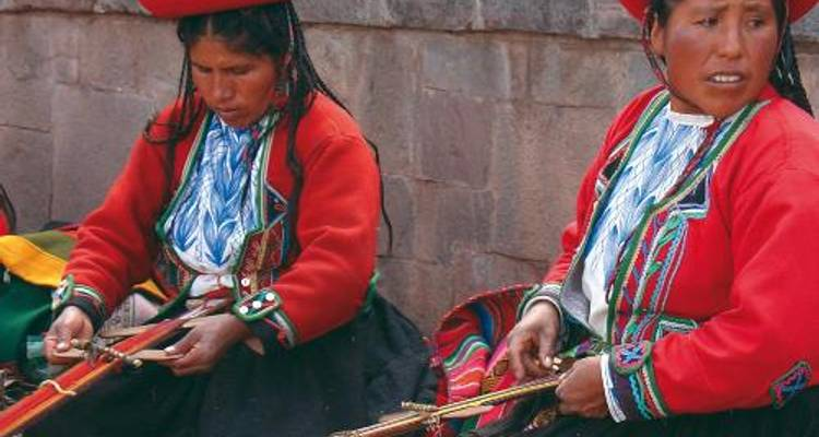 Cultural Highlights of Peru - World Expeditions
