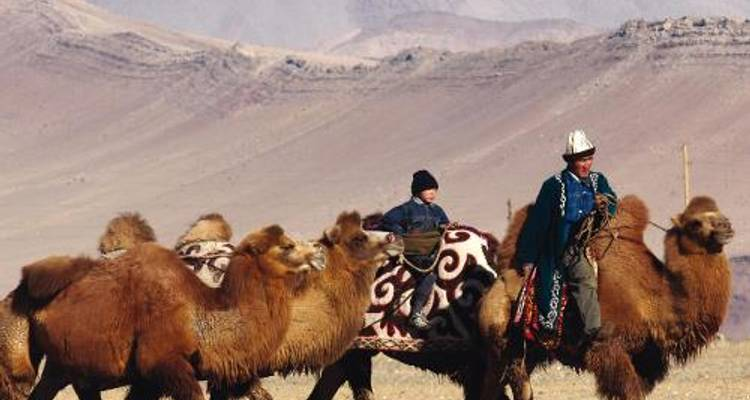 Highlights of the Gobi - World Expeditions