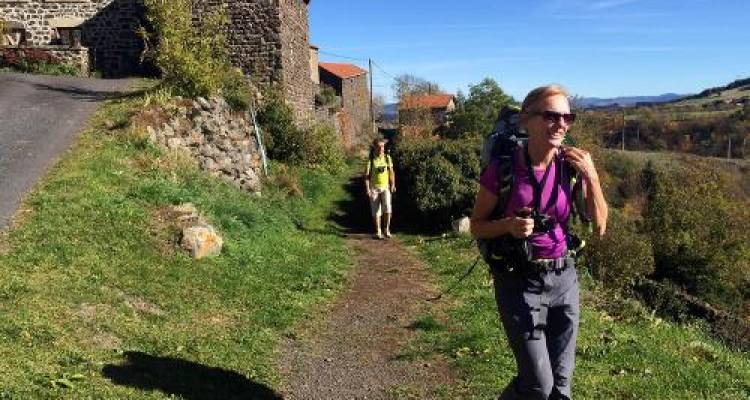 The Way of St James - Le Puy to Aumont - UTracks