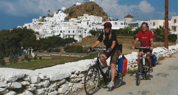 Greek Islands Bike & Boat - UTracks