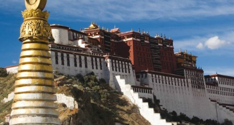 Lhasa Highlights - World Expeditions