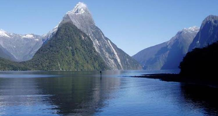 Fiordland, Hollyford and Stewart Island Trails - Adventure South