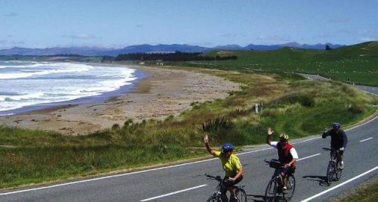 Southern Coast Cycle (from Queenstown to Christchurch) - Adventure South