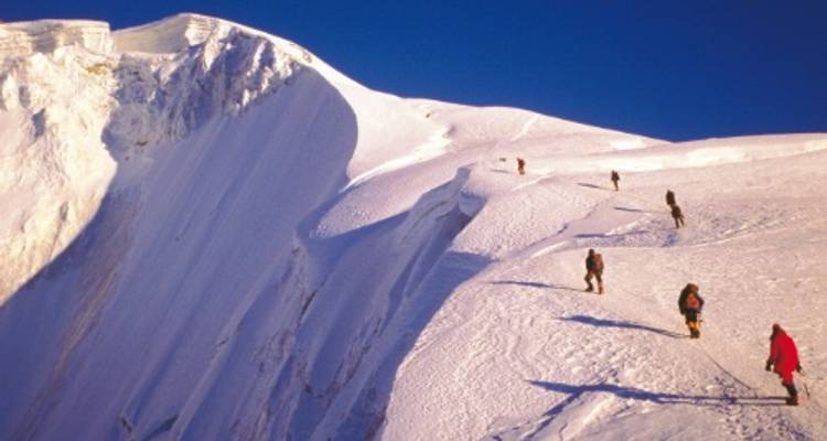 Summits of Bolivia with Simon Yates - World Expeditions