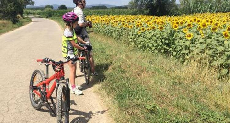 Catalonia by Bike for Families - UTracks