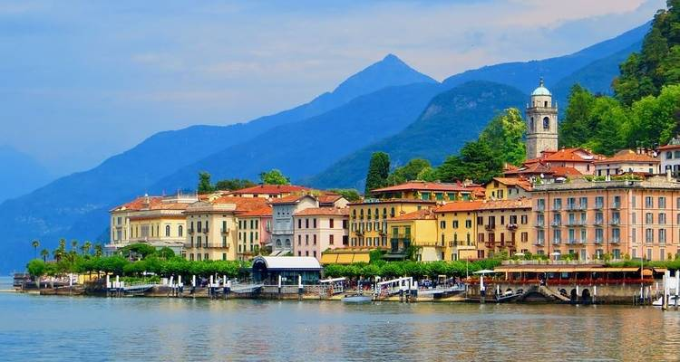 Lake Como Walk - UTracks