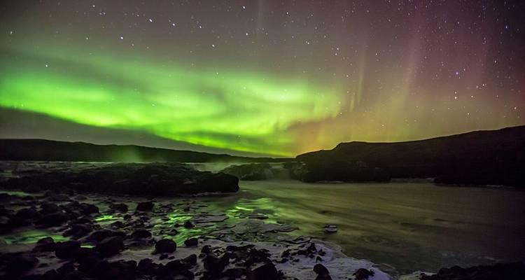 Iceland Northern Lights - Exodus Travels