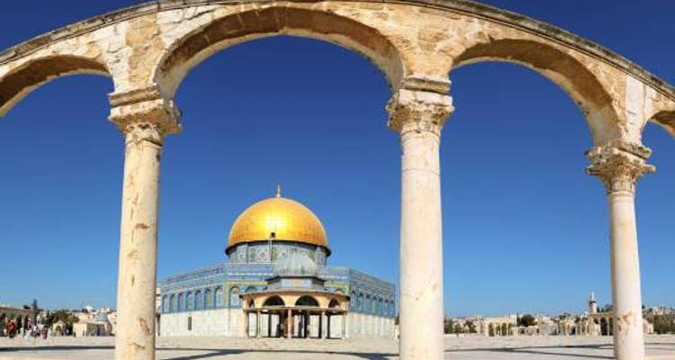 Road to Jerusalem - 11 days - On The Go Tours
