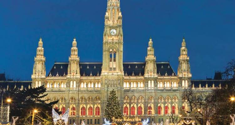 European Holiday Markets (Nuremberg to Vienna, 2018) - Uniworld Boutique River Cruise Collection