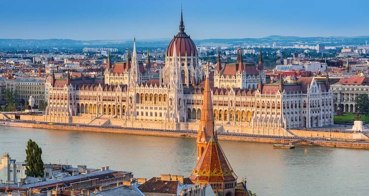 Enchanting Danube (Budapest to Passau, 2018) - Uniworld Boutique River Cruise Collection