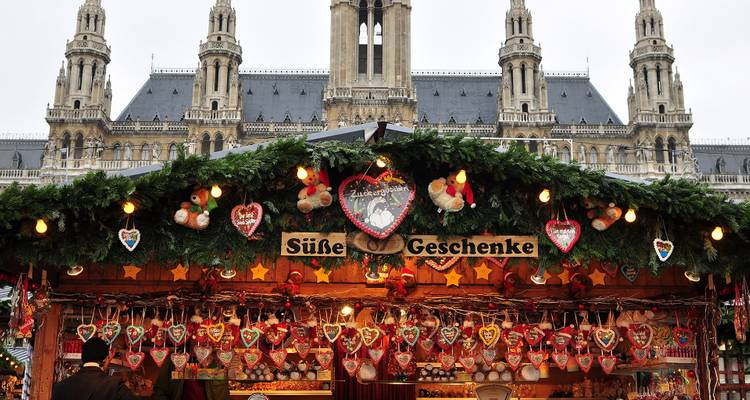 Enchanting Christmas & New Year's (Passau to Budapest, 2018) - Uniworld Boutique River Cruise Collection