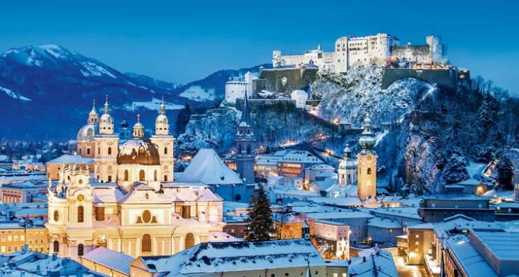 Enchanting Christmas & New Year's Cruise - Passau to Budapest - Uniworld Boutique River Cruise Collection
