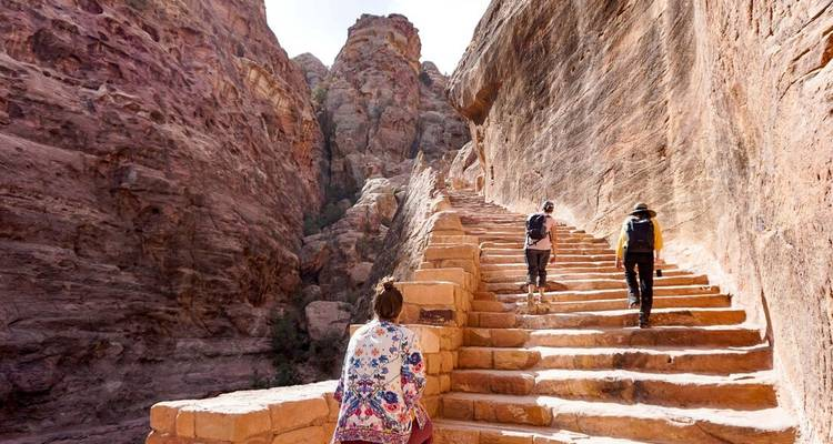 Petra Uncovered - Intrepid Travel