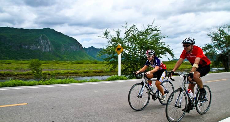 Road Cycling Pattaya - SpiceRoads Cycling