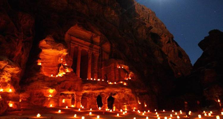 7 Days - Only Jordan - Red Rock Tours