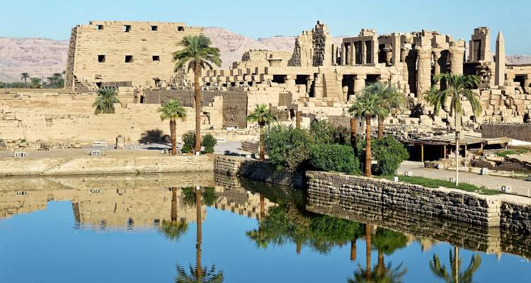 Egypt Explorer - Felucca cruise & Red Sea - Timeless Tours