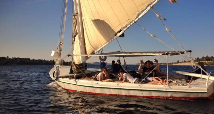 Nile Adventure 9 Day. Felucca Cruise & The Red Sea - Timeless Tours