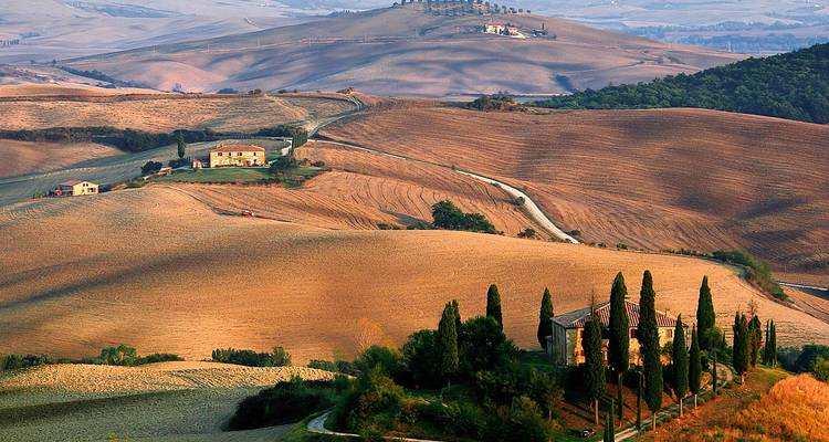 Cycling in Tuscany - G Adventures