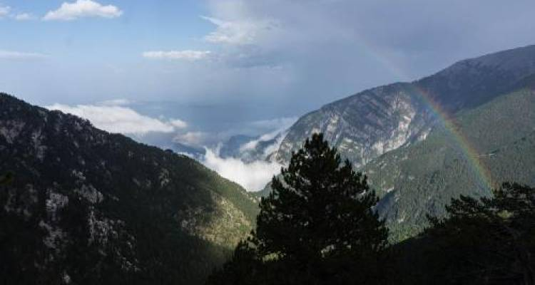 Mount Olympus Guided Walk - UTracks