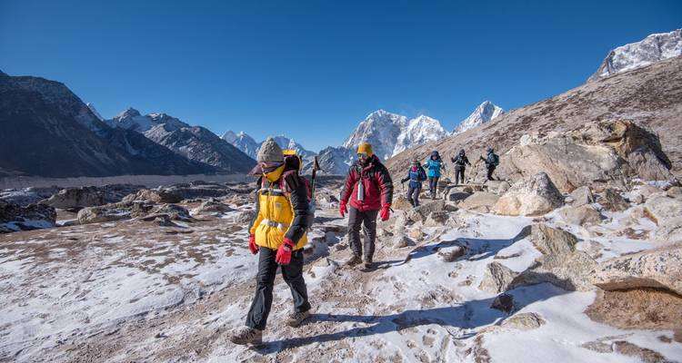 Everest Teahouse Trek - Intrepid Travel