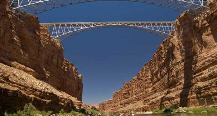 Grand Canyon Rafting - Grand American Adventures