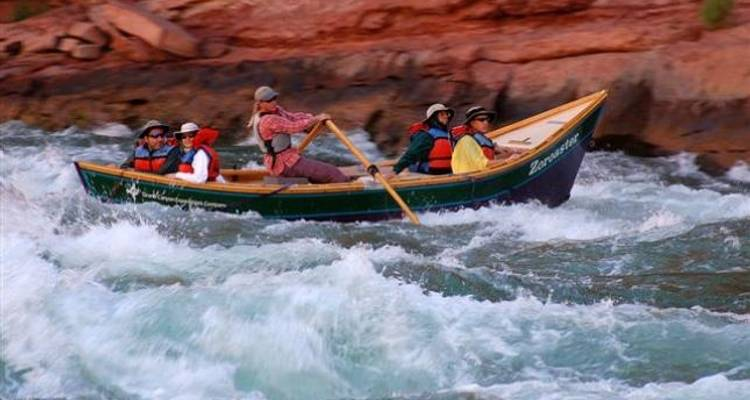 Grand Canyon Dory Expedition - Grand American Adventures