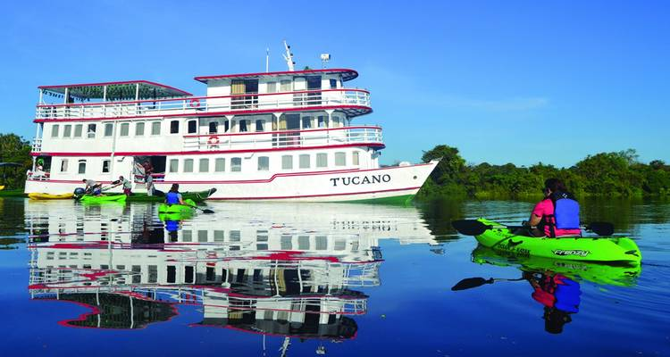 Cruise To The Heart Of The Amazon - Grand American Adventures