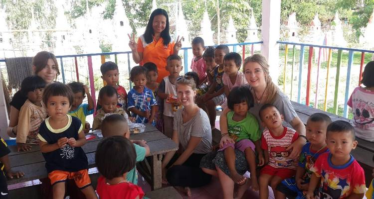 15 Day Childcare Project in Surin, Thailand - Starfish Adventure