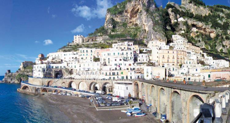 Sail Italy - Amalfi to Procida - Intrepid Travel