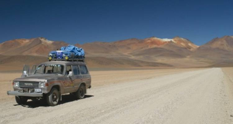 Uyuni Salt Flats and Potosi - World Expeditions