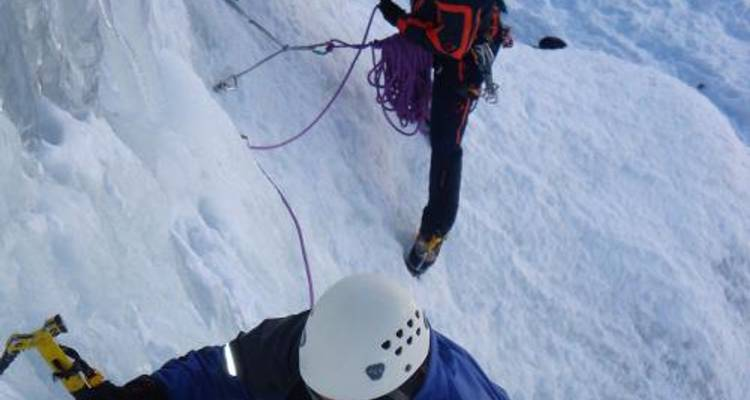 Ice Climbing Course - World Expeditions
