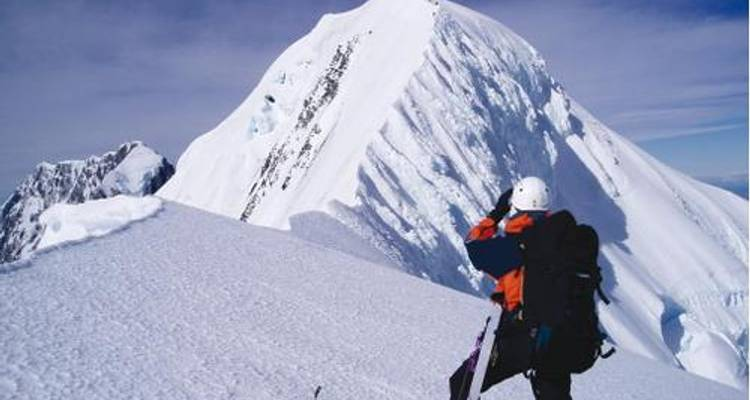 Mount Aspiring Climb - World Expeditions
