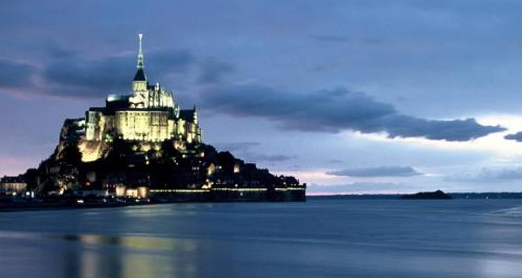 Paris to Mont St Michel by Bike - UTracks