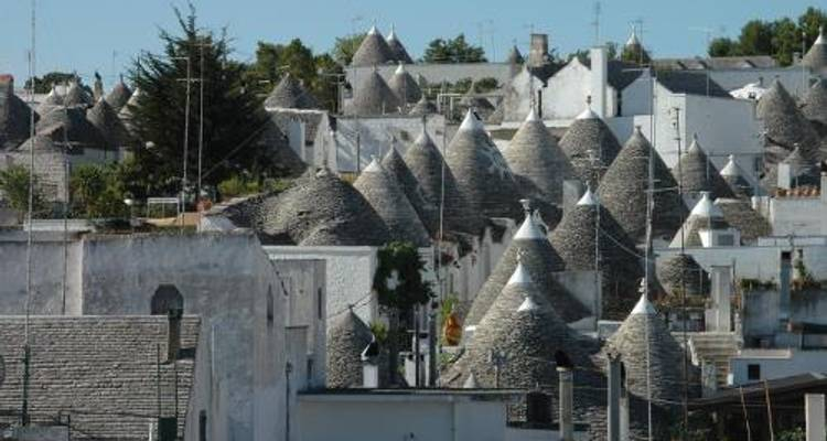 Walking in Puglia - UTracks