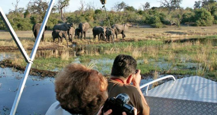 Okavango Wilderness Trail Accommodated (9 destinations) - Acacia Adventure Holidays