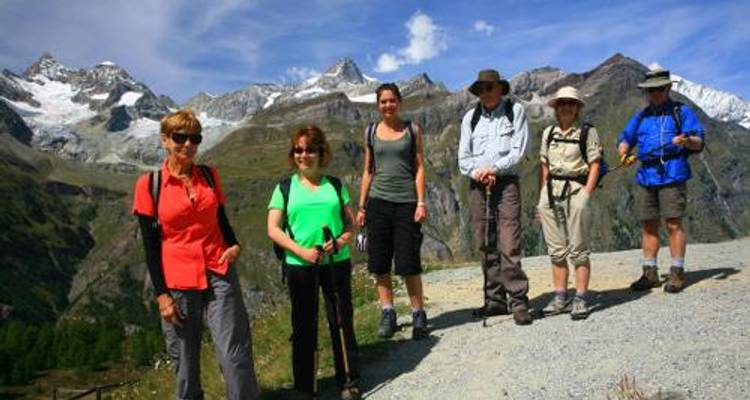 The Bernese Oberland and Reichenbach Falls - UTracks