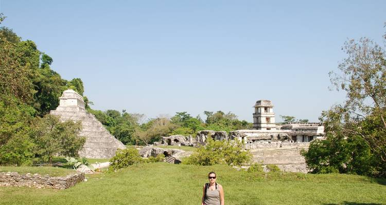 San Cristobal Agua Azul Misol ha and Palenque Ruins - Marvelus Travel