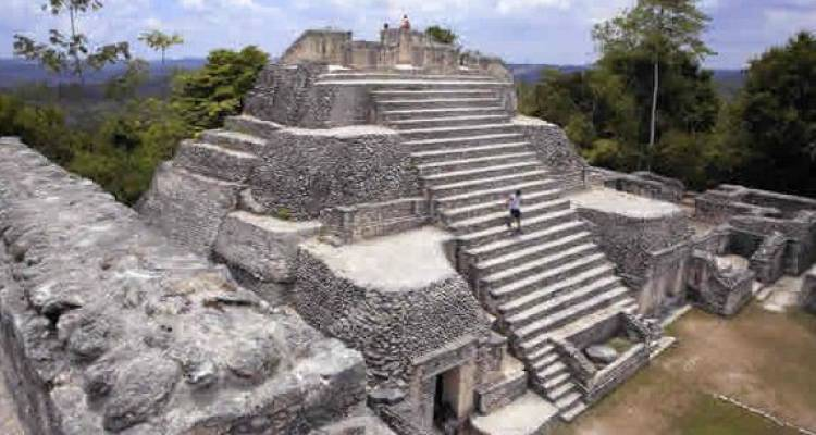 Caracol Mayan Ruins - Marvelus Travel