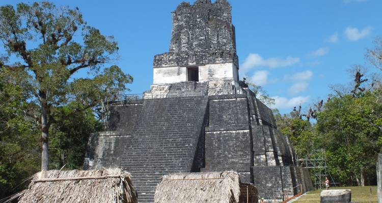 Tikal One Day - Marvelus Travel