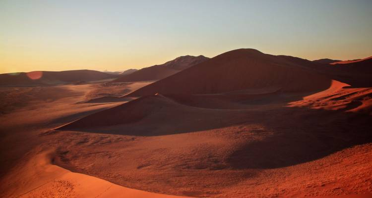 Cape and Namibia Adventure - G Adventures